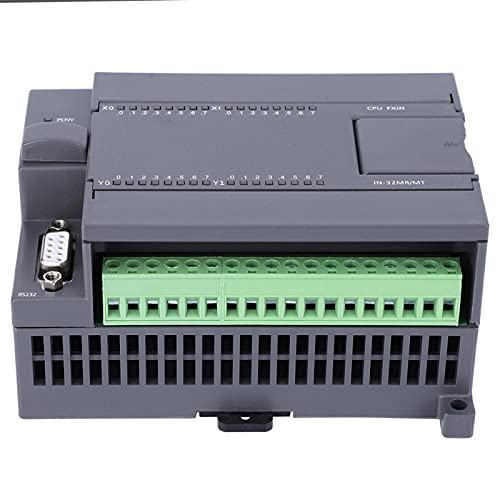 컴퓨터 프로그래밍 간섭 방지 16 릴레이 출력 프로그래머블 로직 컨트롤러 보드 DC 24V MITSUBISHI GX-DEVELOER   GX-WORK2