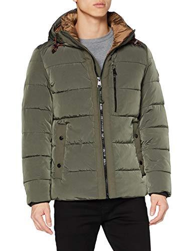 Strellson Premium Herren S.C. Dego Jacke, Medium Green 312, 48