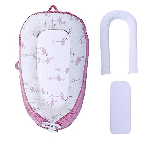 Best Prices! CCOOL Baby Positioning Pillow, Baby Bionic Bed Removable, Multi-Function Breastfeeding ...