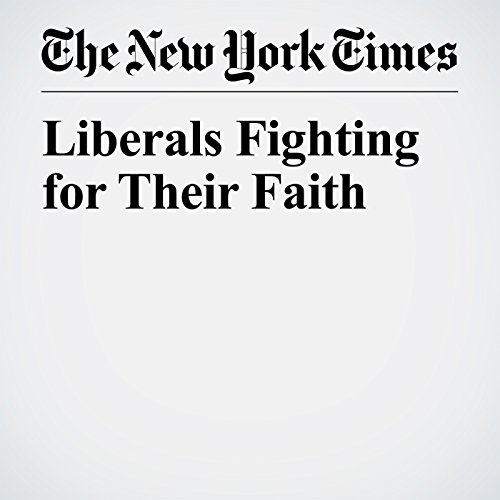 Liberals Fighting for Their Faith copertina