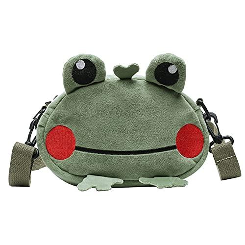Mfacl Mochila de peluche bolso de peluche juguetes rellenos Mochila, bolso de hombro para niñas, mochila de peluche de peluche de peluche juguetes de peluche lindo insecto bolsas de peluche de las muj