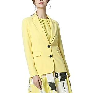 APART Damen Blazer in klassischer Form und seitlichen Taschen