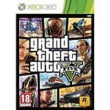 Rockstar Games Grand Theft Auto V, Xbox 360 Xbox 360 vídeo - Juego (Xbox 360, Xbox 360, Acción / Aventura, Modo multijugador, M (Maduro), Soporte físico)