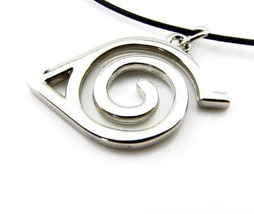 Exquisito Naruto Konoha Collana, un gran regalo por los fans de Naruto