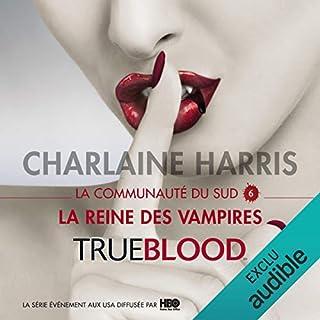 Page de couverture de La reine des vampires