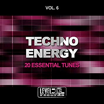 Techno Energy, Vol. 6 (20 Essential Tunes)