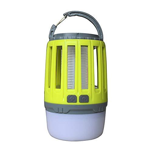 Openg Lampara Led Antimosquitos Mosquito Killer Asesino del Mosquito Trampa Lámpara de Mosquito Murciélago eléctrico Matador de Mosquitos Yellow,a