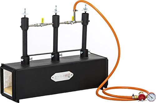 Gaspropaan | smeden voor messen | drievoudige brander | Farriers smeden | oven brander | 111