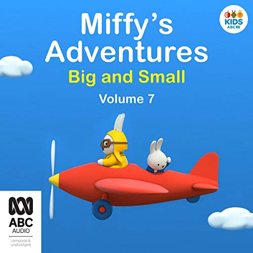 Miffy's Adventures Big and Small, Volume Seven cover art