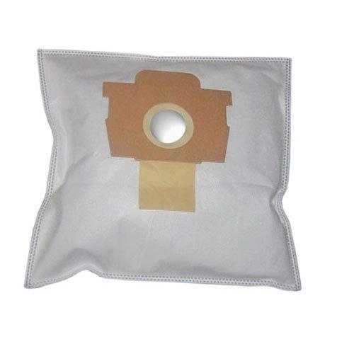 Compact iony 40 sacchetti per aspirapolvere 5-strati di tessuto non tessuto adatto per Rowenta Artec 2