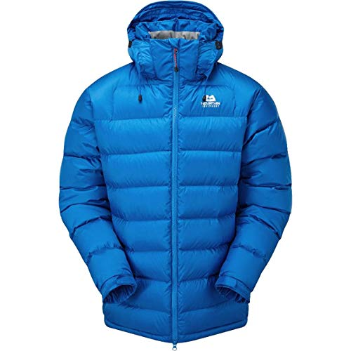 Mountain Equipment Men's Lightline Windproof Insulated Zip-Off Hood Down Jacket
