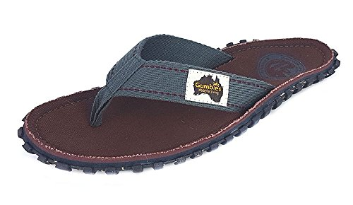 GUMBIES, Sandalo Unisex, Farbe: Manly, Größe: 44