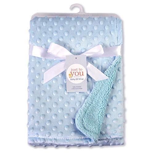 Per Mantas Infantiles Bebés Textura Punto Toalla