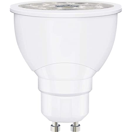 OSRAM Smart+ Spot LED Connectée - Culot GU10 - Dimmable - Blanc Chaud/Froid 2000/6500K - 6W (équivalent 50W) - Zigbee - Compatible Android & Amazon Alexa