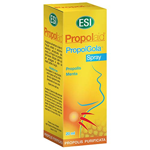 ESI PropolGola Spray Oral Complemento Alimenticio - 20 ml