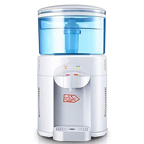unknow Mini-Desktop-Wasserspender, elektrischer Wasserfilter im Büro-Besprechungsraum mit Filter, Warmwasserspender