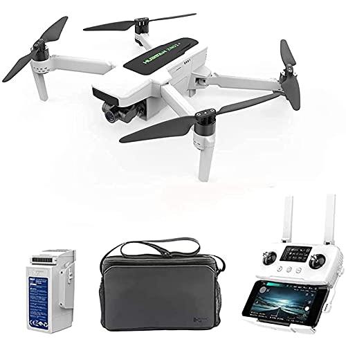 LYHY Fotocamera Drone 4K 60fps con Gimbal a 3 Assi, Quadcopter RC Video in Diretta FPV GPS per Adulti, Trasmissione Syncleas a 9 km, Ritorno Automatico a casa, 35 Minuti di Volo, 2 batterie