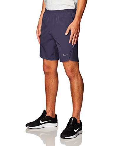 Nike Herren Ace Shorts Court Flex, Red, 2XL