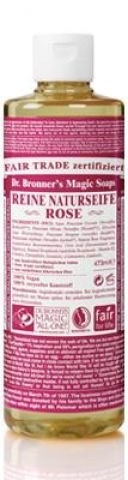 Dr. Bronners Savon magique Rose 473 ml