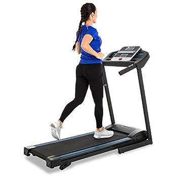 XTERRA Fitness TR150 upright foldable treadmill