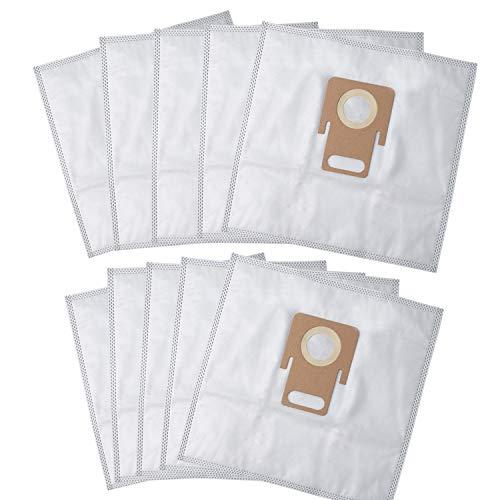 Poweka 10 bolsas para aspiradora Thomas Hygiene Antialérgico Aqua + Pet Family Premium