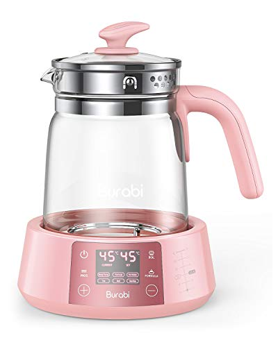 Formula Ready Water Kettle with Precise Temperature Control...