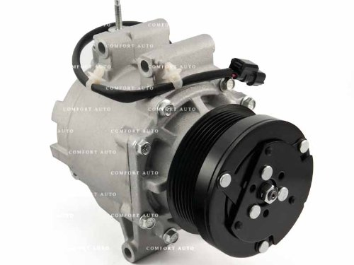Brand New AC Compressor with Clutch 2006-2011 Honda Civic 1.8L