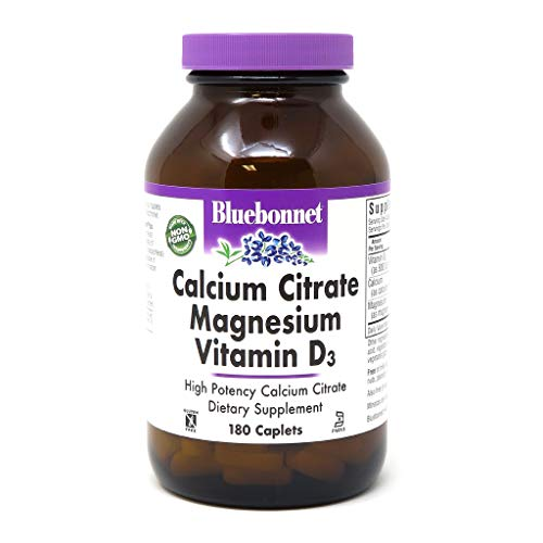 BlueBonnet Calcium Citrate supplement