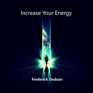 Increase Your Energy audiobook cover art