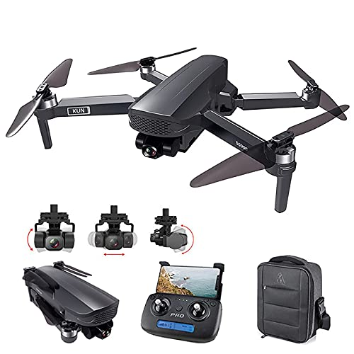 2021 NEU Drohne 3-Achsen Gimbal,Drohne...
