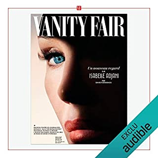 Couverture de Vanity Fair : septembre 2018