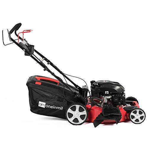 7. Oneinmil  Self Propel & Electric Start Gas Lawn Mower