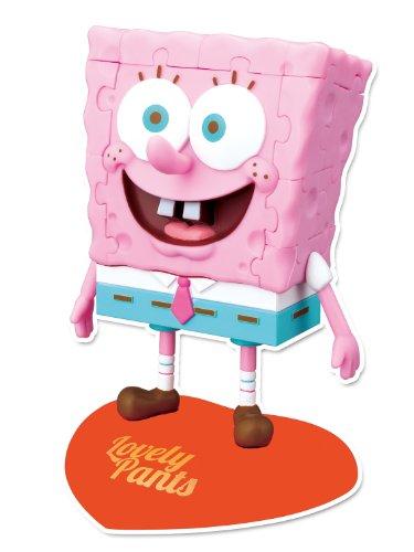 Spongebob Squarepants Lovely Pants 3D Jigsaw Puzzle
