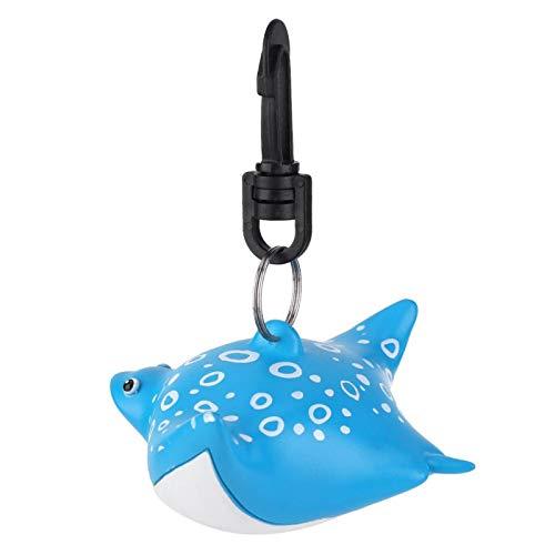 Wosune Boquilla de Buceo, Boquilla reguladora de Buceo, Boquilla de Buceo fácil de operar, regulador de protección, Accesorio de Buceo(Devil Fish)