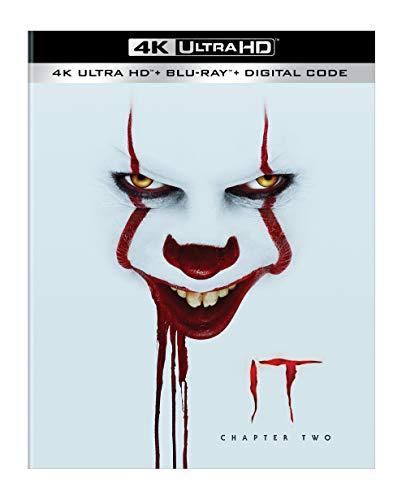 It: Chapter Two (4K Ultra HD + Blu-ray + Digital)
