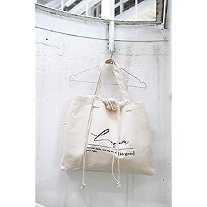 Canvas Bag nachhaltig Stoff Tasche mit Print Stofftasche Tragetasche Einkaufstasche Design Jutebeutel