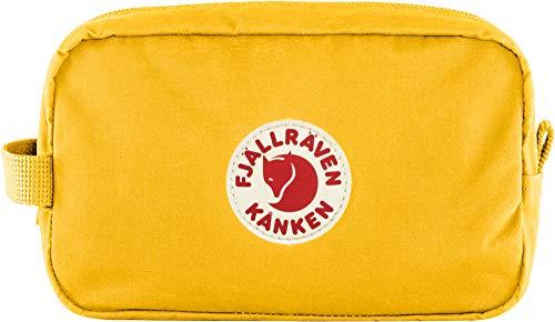 Fjallraven, Kanken Gear Bag for Small Essentials, Warm Yellow