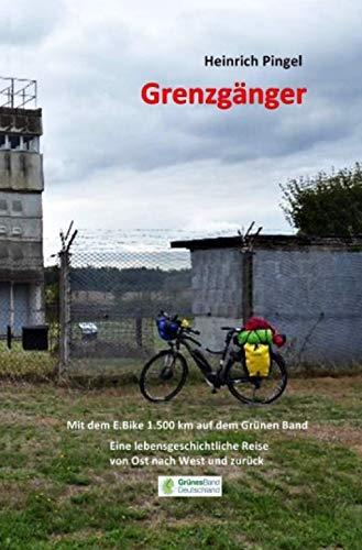 Grenzgänger: Mit dem E-Bike 1.500 km auf dem Grünen Band
