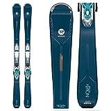 Rossignol 2020 Nova 4 Ca Womens 146cm Skis w/XP W 10 Bindings-146