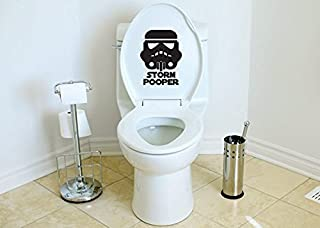 Remarkable Walls Star Wars Inspired Parody Storm Pooper Vinyl Decal