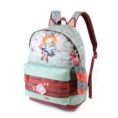 Forever Ninette Swing-Sac à Dos HS FN Mochila Tipo Casual 44 Centimeters 23 (Multicolour)
