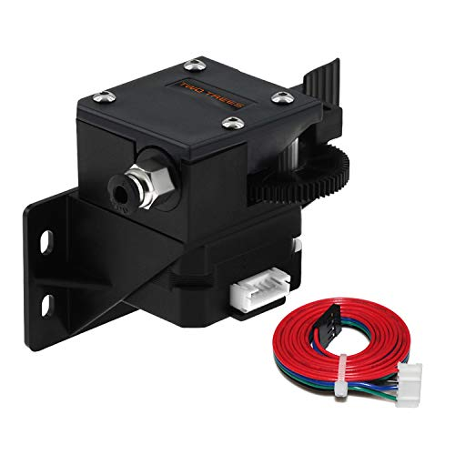 Usongshine Titan Extruder Nema 17 Extruder Complete Kit with Nema 17 Stepper Motor for 3D Printer Support Both Direct Drive and Bowden Mounting Brackets