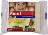 AMUL Processed Cheese Slice 15 GM. 50 PS. - 750 GM (Pack of 2) - Total 100 PS.