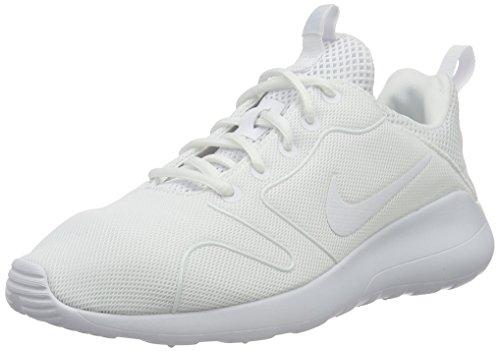 Nike Damen Wmns Kaishi 2.0 Sneakers, Weiß (Weiß), 44.5 EU
