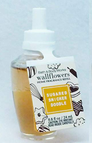 Wallflowers Bath Body Works Fragrance Refill Bulb Sugared Snickerdoodle
