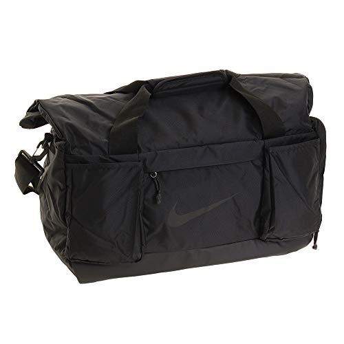 Nike Polyester 43 cms Black/Black/Black Travel Duffle (BA5568-010)