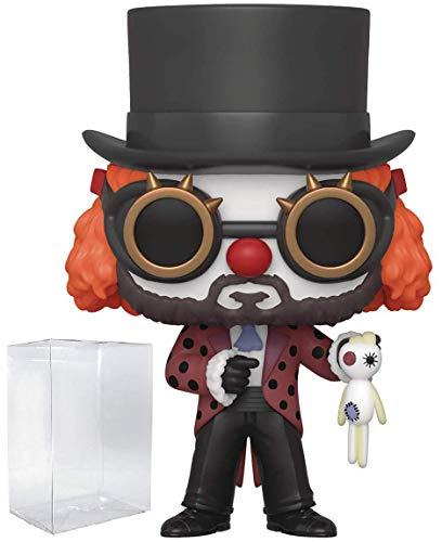 Pop Money Heist: La Casa De Papel – El Professor Pop! – Personaggio in vinile (include custodia protettiva compatibile per pop box)