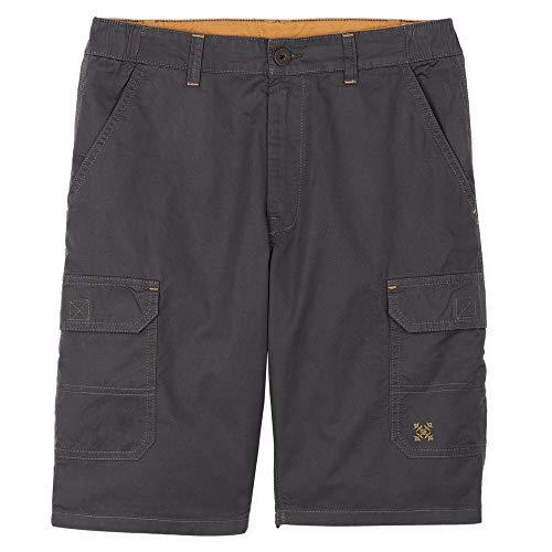 Oxbow N1oskebo - Pantalones Cortos para Hombre, Hombre, Pantalones Cortos, N1OSKEBO, Caviar, 50