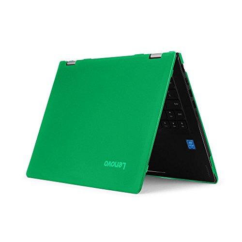 """Funda de cáscara dura mCover para los NUEVOS 14"""" Yoga 530 (NO compatible con las antiguas series Yoga 520/510/500) computadoras portátiles (Yoga 530 14"""" Verde)"""