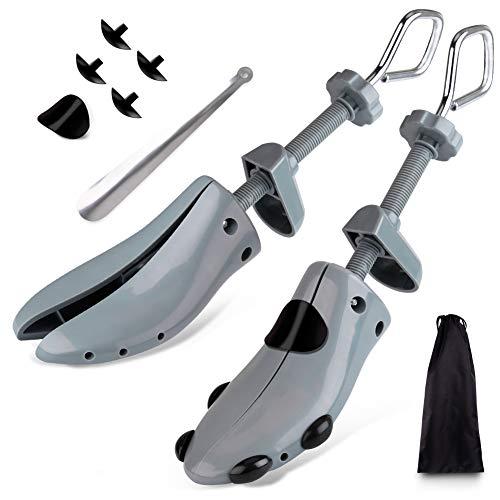 Shoe Stretcher Men, 4 Ways Shoe Expander Widener for Wide Feet shoe tree shaper
